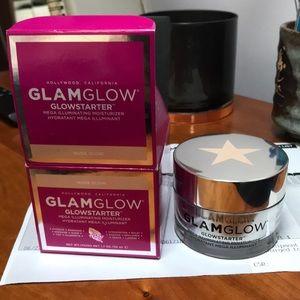 GlamGlow Mega Illuminating Moisture-nude glow